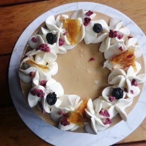 tartaletas y cheesecake